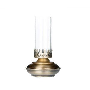 Lampa ljushållare